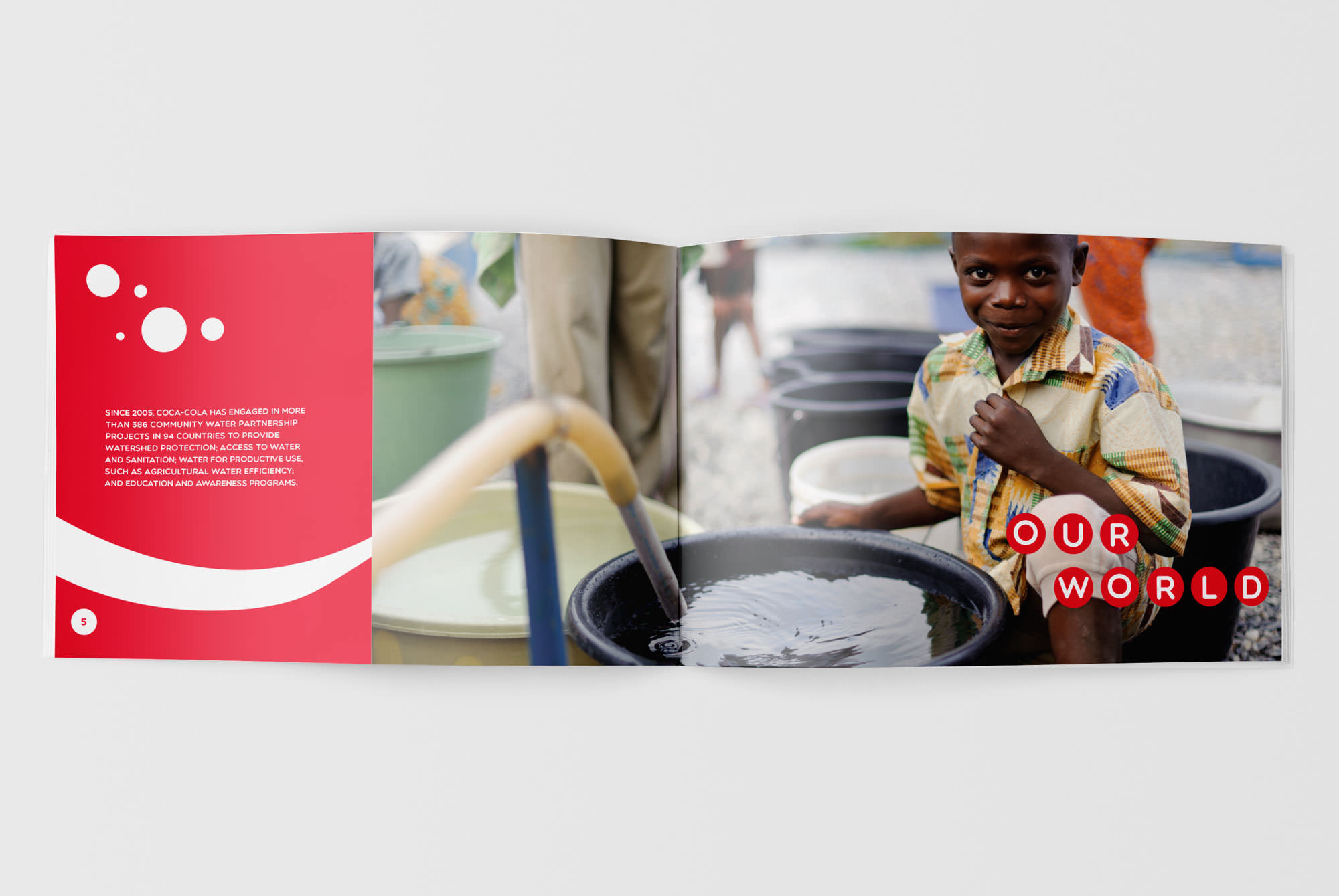 coca cola report Yesterday, coca-cola european partners launched its latest stakeholder  progress report, outlining key achievements on its sustainability.